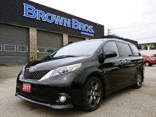 Used 2017 Toyota Sienna SE for sale in Surrey, BC