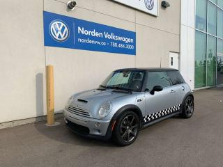Used 2003 MINI Cooper Hardtop S 5SPD MANUAL - LEATHER HEATED SEATS / LOADED for sale in Edmonton, AB