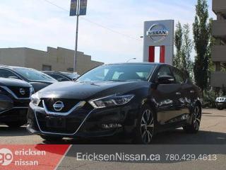 Used 2018 Nissan Maxima SL l CPO l Leather l Roof l Rare! for sale in Edmonton, AB