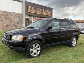 Used 2011 Volvo XC90 PREMIUM PKG.AWD. 7 PASSENGER.LEATHER.SUNROOF. for sale in North York, ON