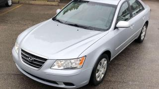 Used 2010 Hyundai Sonata GL lowkm noacc auto certified for sale in Toronto, ON