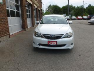 Used 2009 Subaru Impreza 2.5i w/Sport Pkg for sale in Weston, ON