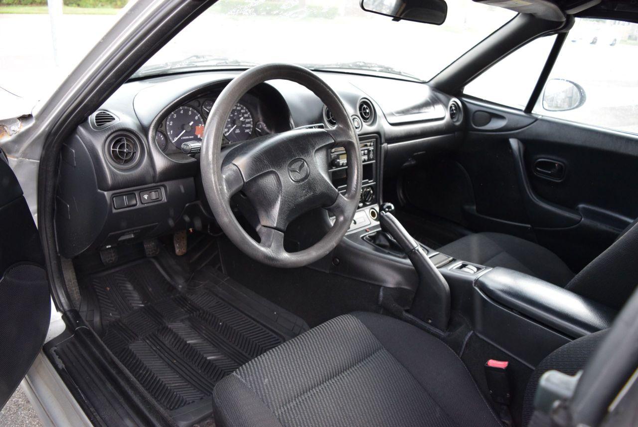 2000 Mazda Miata MX-5