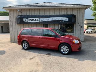 Used 2015 Dodge Grand Caravan SXT for sale in Mount Brydges, ON