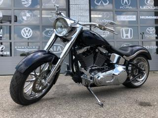 Used 2003 Harley-Davidson FAT BOY CUSTOM - Financing Available!! for sale in Guelph, ON