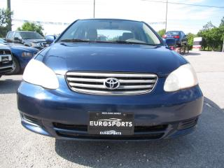 Used 2004 Toyota Corolla LE for sale in Newmarket, ON