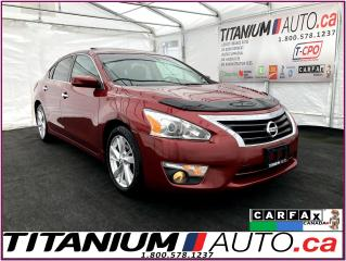 Used 2013 Nissan Altima SV+Camera+Sunroof+Heated Power Seats+Remote Start+ for sale in London, ON
