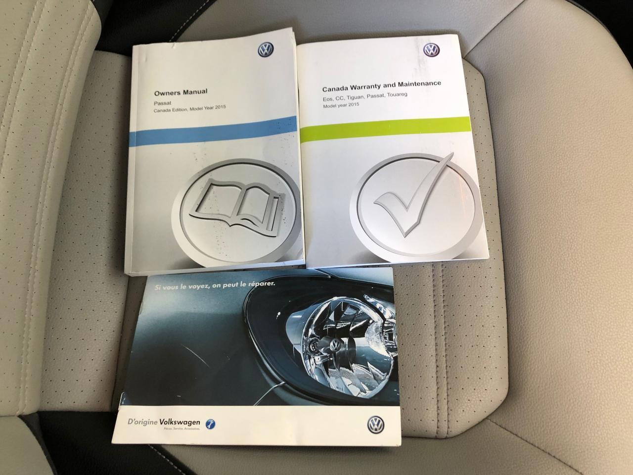 2015 Volkswagen Passat | Sport Motors