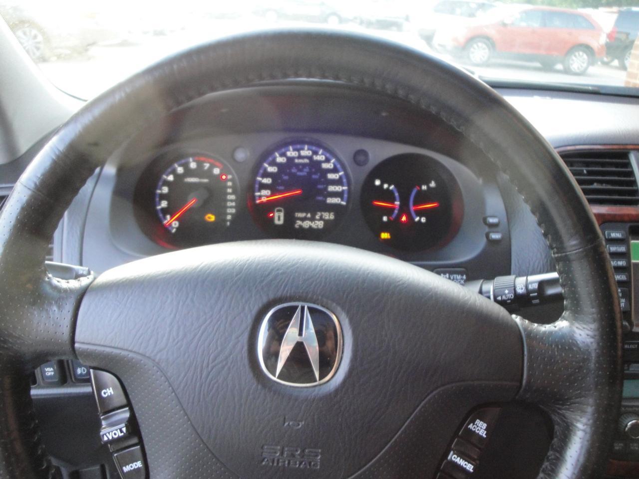 2004 Acura MDX