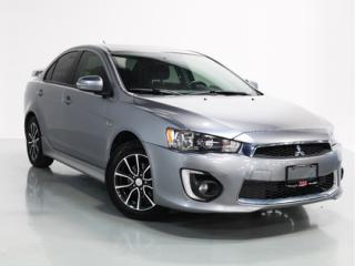 Used 2016 Mitsubishi Lancer ES    WARRANTY   CAM   SUNROOF for sale in Vaughan, ON