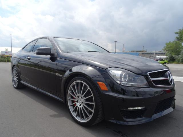2013 Mercedes-Benz C-Class C 63 AMG*PERFORMANCE PACK*