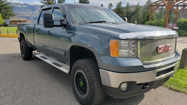 2011 GMC Sierra 2500 HD SLE CREW CAB LONG BO