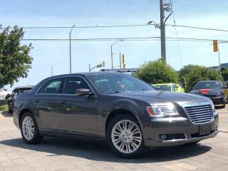Used 2014 Chrysler 300 **AWD**Panoroof**NAV**Leather for sale in Mississauga, ON