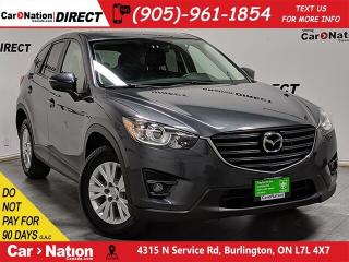 Used 2016 Mazda CX-5 GS Luxury| AWD| LEATHER| SUNROOF| NAVI| for sale in Burlington, ON