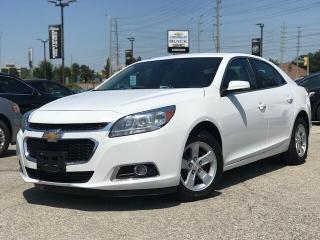 Used 2016 Chevrolet Malibu LT  Alloys|Keyless|LOW KM| for sale in Mississauga, ON