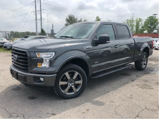 Used 2016 Ford F-150 FX4 | Sunroof| Navigation| Crew| 3.5L ECO|4x4 for sale in St Catharines, ON