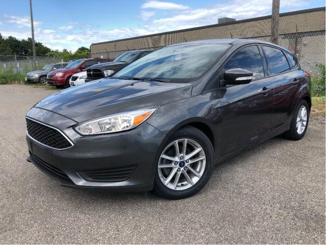 2015 Ford Focus Back Up Camera Bluetooth Heated Mirrors