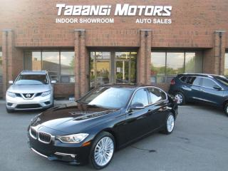 Used 2015 BMW 3 Series 328i xDrive NO ACCIDENTS NAVIGATION LEATHER REARCAM for sale in Mississauga, ON