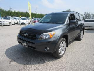 Used 2008 Toyota RAV4 4WD /Sport/ ONE OWNER for sale in Newmarket, ON