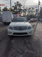 Used 2012 Mercedes-Benz C 300 3.0L 4MATIC-