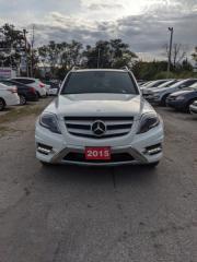 Used 2015 Mercedes-Benz GLK-Class 4MATIC GLK250 BlueTec-