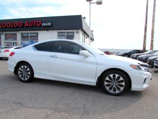 Used 2015 Honda Accord EX COUPE NO ACCIDENT CAMERA CERTIFIED WARRANTY 2015 Honda Accord EX COUPE NO ACCIDENT CAMERA CERTIFIED WARRANTY for sale in Milton, ON