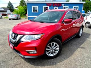 Used 2017 Nissan Rogue SV FWD Bluetooth Heated Seats Remote Starter Certified 2017 Nissan Rogue SV FWD Bluetooth Heated Seats Remote Starter Certified for sale in Guelph, ON