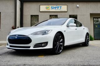 Used 2015 Tesla Model S 85 AUTOPILOT, RECAROS, PREMIUM for sale in Burlington, ON