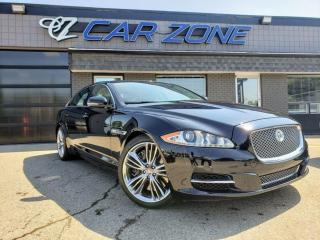 Used 2011 Jaguar XJ XJL Supersport 510 HP EVERY OPTION for sale in Calgary, AB