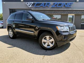 Used 2013 Jeep Grand Cherokee Laredo Leather Sunroof Easy Loans for sale in Calgary, AB