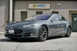 Used 2013 Tesla Model S P85 AIR SUSPENSION, HIFI SOUND, NEW TIRES AND RECENT BATTERY SWAP! for sale in Burlington, ON