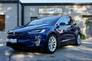 Used 2016 Tesla Model X 90D AP, 6 PASSENGER, SUBZERO, HIFI for sale in Burlington, ON