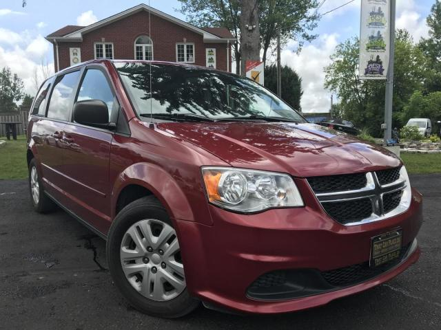 2014 Dodge Grand Caravan SE StowNGo Bucket Seats-Pwr Windows/Locks/Mirrors-A/C