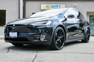 Used 2017 Tesla Model X 75D EAP AP2, 6 PASSENGER, SUB ZERO for sale in Burlington, ON