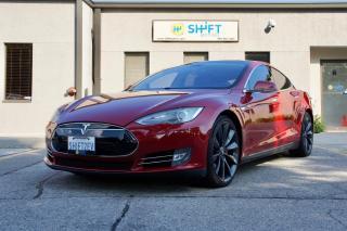 Used 2014 Tesla Model S P85+ PERFORMANCE PLUS PACKAGE, LOADED! for sale in Burlington, ON