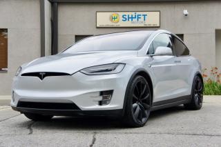 Used 2016 Tesla Model X P100D EAP 2, FULLY LOADED! for sale in Burlington, ON