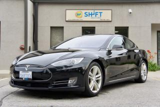 Used 2015 Tesla Model S 85D AUTOPILOT, PREMIUM PKG, SUB ZERO for sale in Burlington, ON
