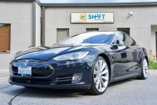 Used 2015 Tesla Model S 85D AUTOPILOT, SMART SUSPENSION, ONE LOCAL OWNER SINCE NEW! for sale in Burlington, ON