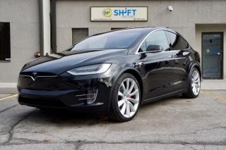 Used 2016 Tesla Model X P90DL SIGNATURE LOADED W/ LUDICROUS MODE! for sale in Burlington, ON