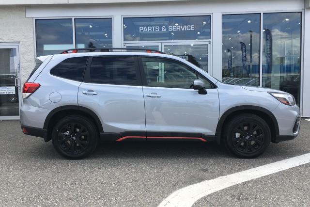 2019 Subaru Forester 2.5 SPORT EYESIGHT