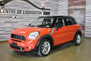 Used 2011 MINI Cooper Countryman S for sale in Laval, QC