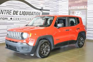 Used 2015 Jeep Renegade Sport for sale in Laval, QC