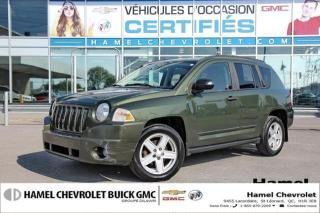 Used 2008 Jeep Compass Sport for sale in St-Léonard, QC