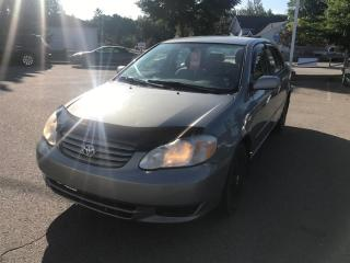 Used 2003 Toyota Corolla CE for sale in Québec, QC