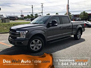 Used 2018 Ford F-150 Lariat, Cuir, Toit for sale in Sherbrooke, QC