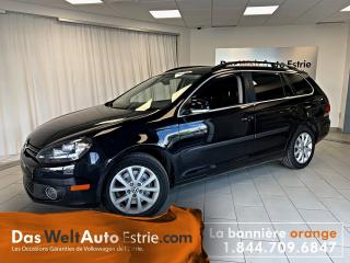 Used 2013 Volkswagen Golf Wagon 2.0 TDI Comfort, Automatique Bas Kilo! for sale in Sherbrooke, QC