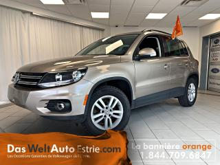 Used 2015 Volkswagen Tiguan 4Motion Trendline, Automatique for sale in Sherbrooke, QC