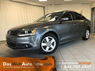 Used 2013 Volkswagen Jetta 2.0 TDI Comfort, Gr. Électrique, A/C, Automatique for sale in Sherbrooke, QC