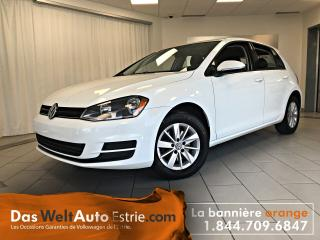 Used 2015 Volkswagen Golf 1.8 TSI Trend, Gr. Électrique, A/C, Manuel for sale in Sherbrooke, QC