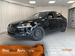 Used 2013 Volkswagen Jetta 2.0 Tdi Comfort, Gr for sale in Sherbrooke, QC